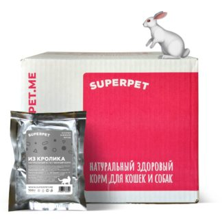 superpet из кролика 30шт