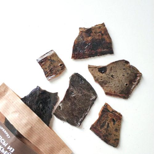 Печёночные чипсы